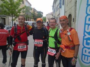 Les Aventuriers de la Drôme 11 & 12 Mai 2013