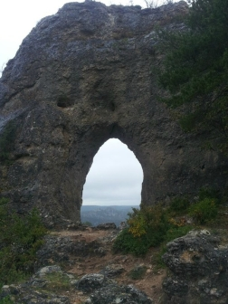 Intégrale des causses arche