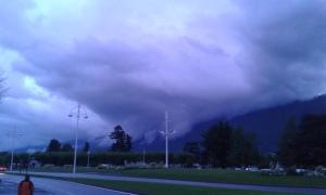 La météo du 1er Mai 2015 ...