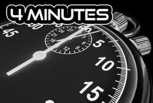 Tabata - 4 minutes