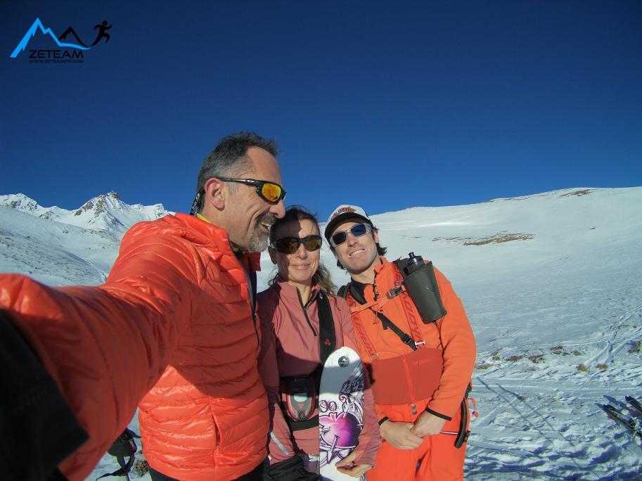 Bruno, Anne, Mathieu