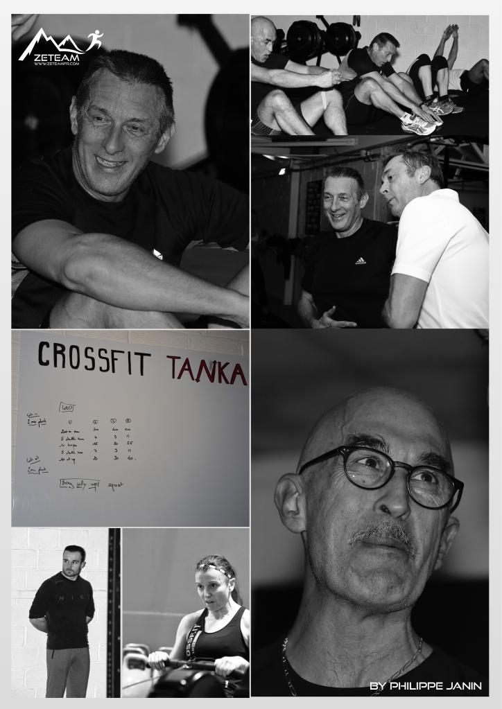 ZETEAM Crossfit session, 9 Janvier 2016 @ Crossfit Tanka